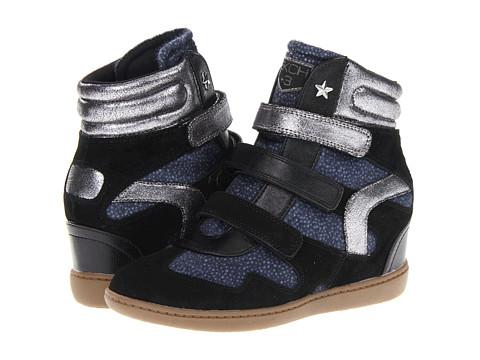 SKECHERS - SKCH Plus 3- Mesquite (Charcoal/Multi) Women's Hook and Loop Shoes