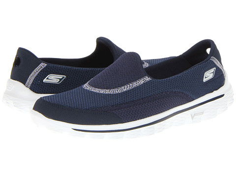444a94fa5b9 UPC 887047503233 product image for SKECHERS Performance GOWalk 2 (Navy) Women s  Shoes