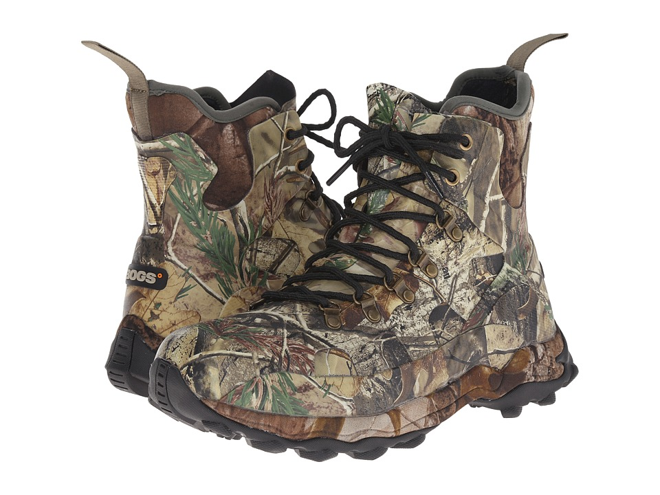 Bogs - Eagle Cap Hiker (Realtree) Men's Hiking Boots