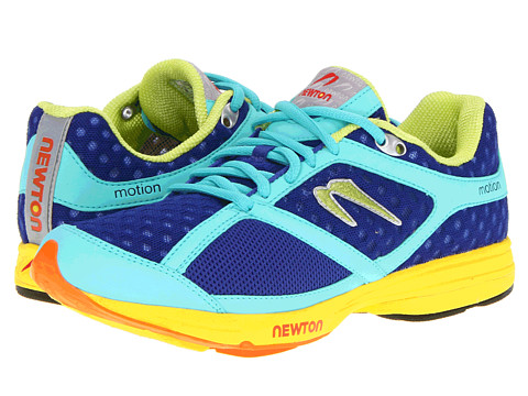 Newton Running - Motion (Cobalt/Pool Blue) Women