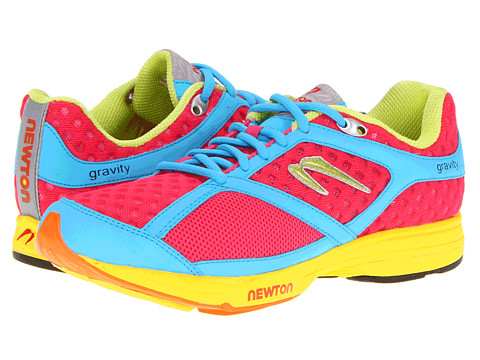 Newton Running - Gravity (Watermelon/Blue) Women