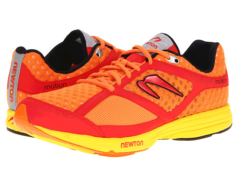Newton Running - Motion (Orange/Red) Men