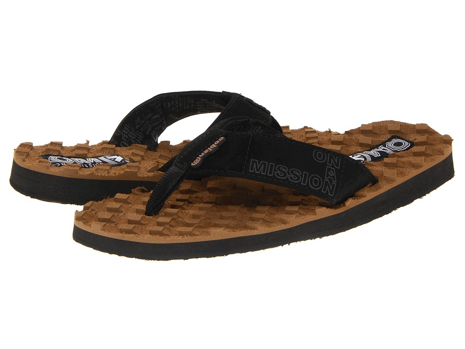 Cobian - OAM Traction (Brown) Men's Sandals