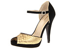 Juicy Couture - Adria (Gold Metallic Snake Print) - Footwear