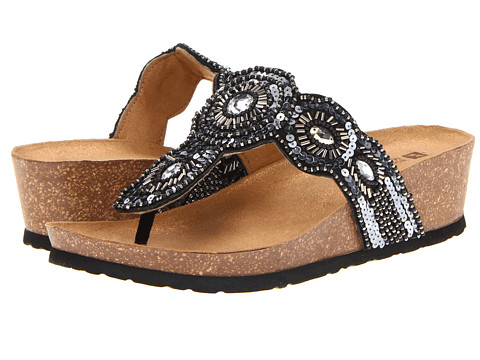 White Mountain - Blast (Black Multi) Women's Sandals