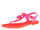 Juicy Couture - Wisp (Neon Pink Jelly) - Footwear
