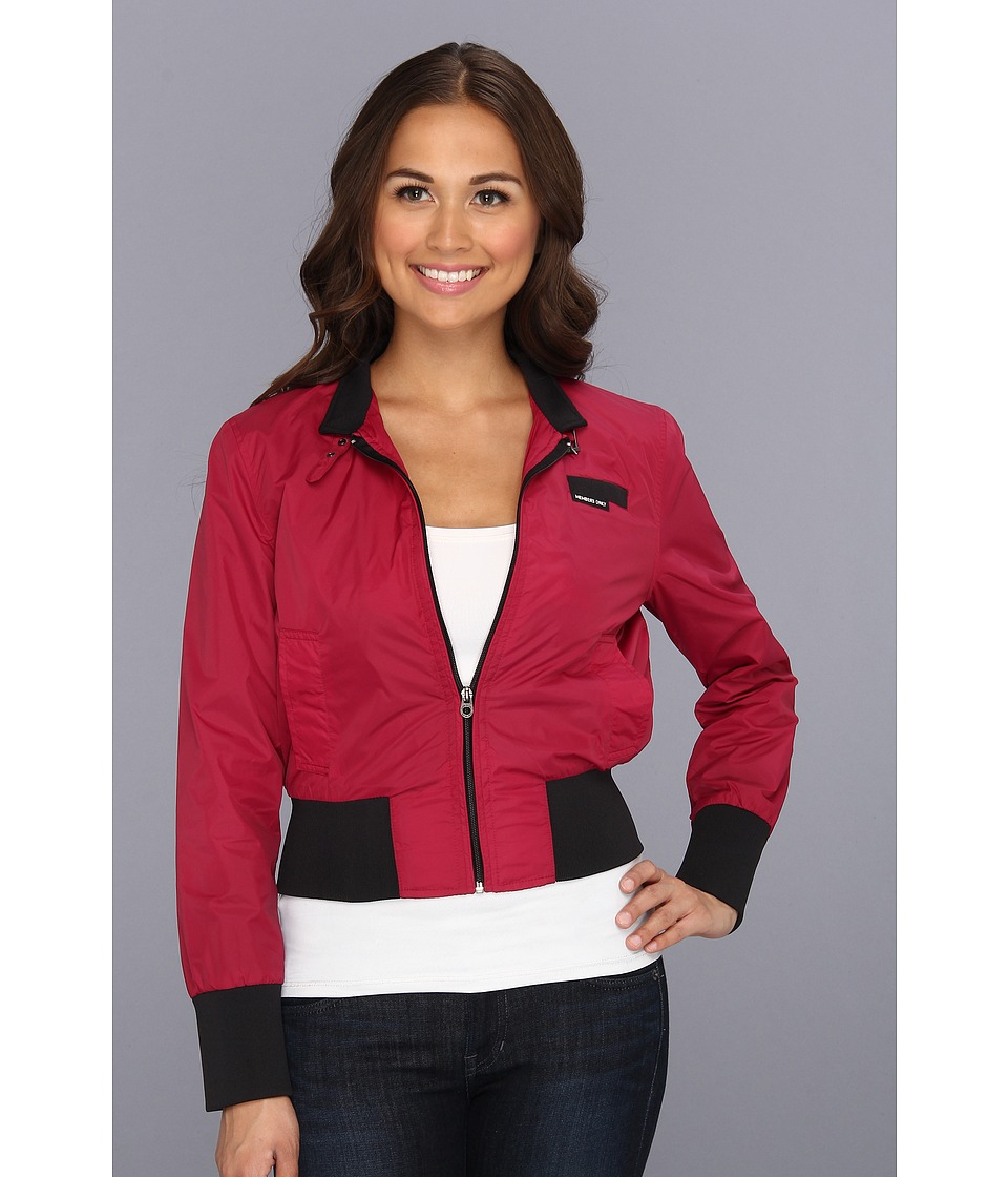 Members Only - Classic Bomber Jacket (Gypsy Rose) Women