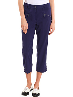 SALE! $34.99 - Save $80 on DKNY Golf Carrissa 33 Capri (Midnight Express) Apparel - 69.57% OFF $115.00