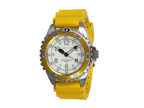 Momentum by St. Moritz - M1 Twist (White/Yello) Analog Watches