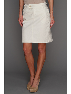 SALE! $16.99 - Save $52 on Jag Jeans Ollie Skirt Linen Cotton (Sand) Apparel - 75.38% OFF $69.00