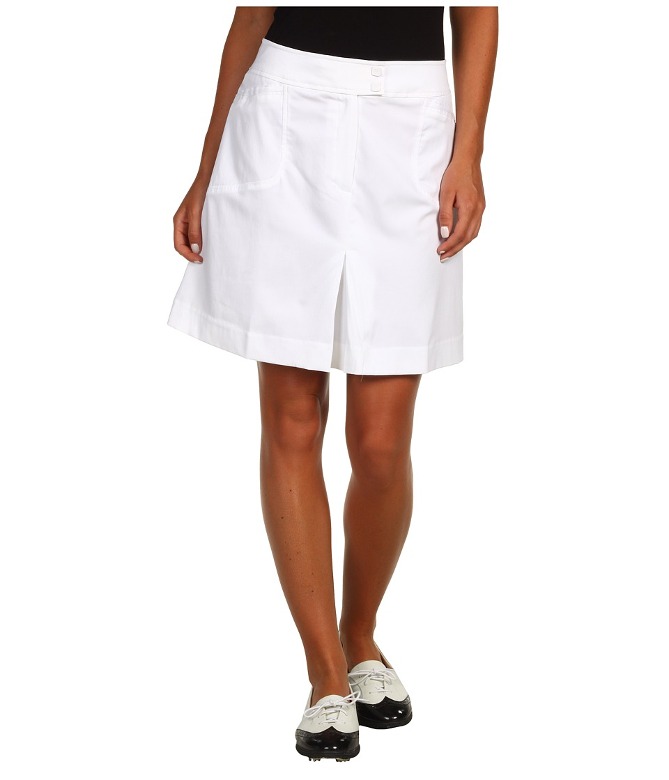 Tail Activewear - Tech Skort (White) Women's Skort