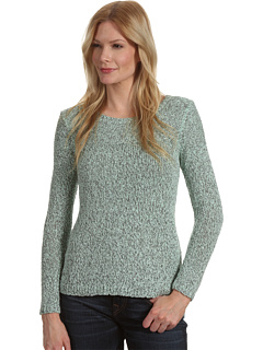 SALE! $41.99 - Save $48 on Calvin Klein Marled Pullover Sweater (Opal) Apparel - 53.08% OFF $89.50