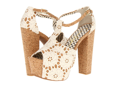 Jessica Simpson - Dany (Cream Natural) High Heels