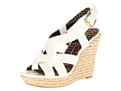 Jessica Simpson - Catalina (White Patent) - Footwear