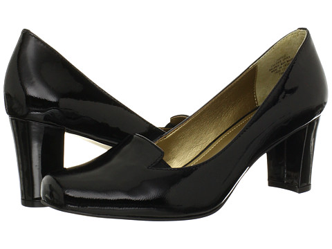 Circa Joan & David - Voyeur (Black Patent) High Heels