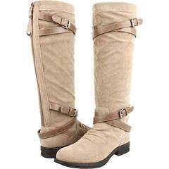 Madden Girl Zerge (Stone) Footwear