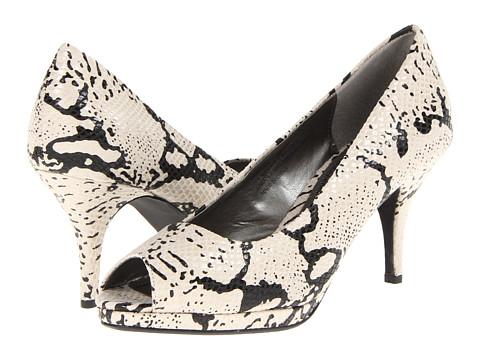 rsvp - Meridian (White Snake) High Heels