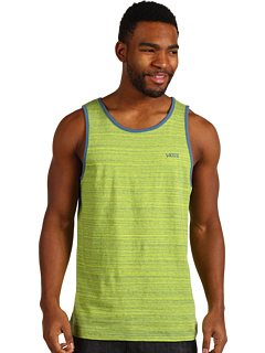 SALE! $16.99 - Save $13 on Vans Balboa Tank Top (Stellar Blue Lime Punch) Apparel - 42.41% OFF $29.50