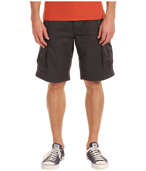 Vans - Tremain Cargo Short (New Charcoal) Men's Shorts