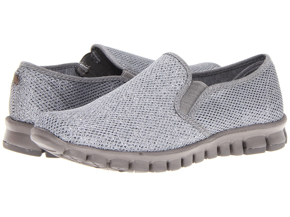 NoSoX - Wino (Gunmetal) Women's Slip on Shoes