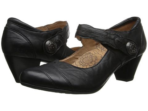 taos Footwear - Angel (Black) Women's Maryjane Shoes