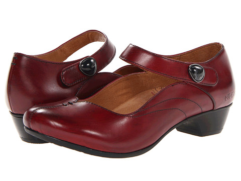 taos Footwear - Samba (Red) Women