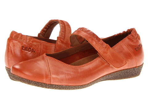 taos Footwear - UnStrap (Orange Spice) Women's Flat Shoes