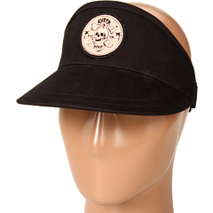 SALE! $9.99 - Save $8 on Volcom Neon Lights Visor (Black) Hats - 44.50% OFF $18.00