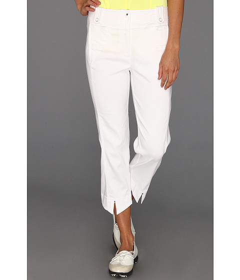 Jamie Sadock - Allie 33 Capri (Sugar White) Women's Capri