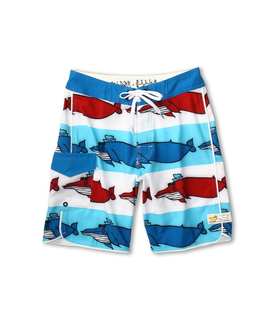 Billabong Kids Migration Boardshort Boys Swimwear (Multi)