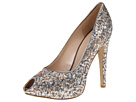 Nine West - JustCruise (Silver Fabric/Silver Fabric) - Footwear