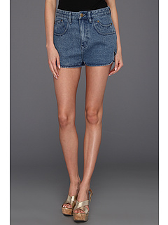 SALE! $45.99 - Save $24 on MINKPINK Farrah Denim Short (Denim) Apparel - 34.30% OFF $70.00