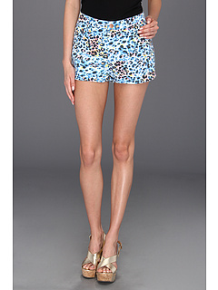SALE! $14.99 - Save $55 on MINKPINK On The Prowl Denim Short (Multi) Apparel - 78.59% OFF $70.00