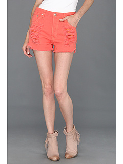 SALE! $21.99 - Save $48 on MINKPINK Slasher Flick Sherbert Short MP4064I (Sherbert) Apparel - 68.59% OFF $70.00