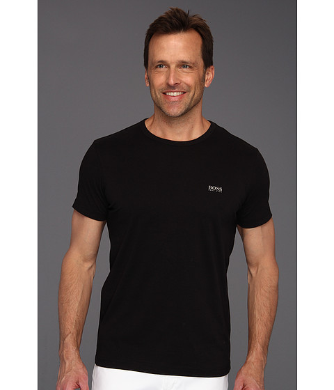 BOSS Green - Tee 10106415 01 (Black) Men's T Shirt