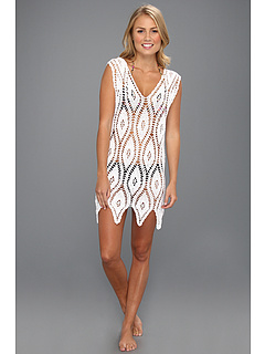 SALE! $59.99 - Save $69 on MINKPINK Anina Crochet Beach Dress (Cream) Apparel - 53.50% OFF $129.00