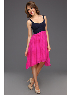 SALE! $106.99 - Save $251 on Nanette Lepore Mermaid Dress (Magenta) Apparel - 70.11% OFF $358.00