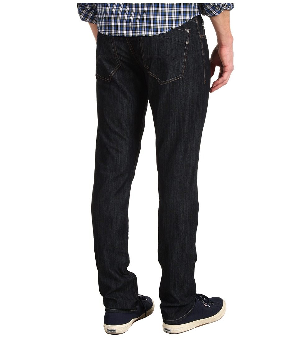 Mavi Jeans - Jake Regular Rise Slim Leg in Rinse Kensington (Rinse Kensington) Men's Jeans