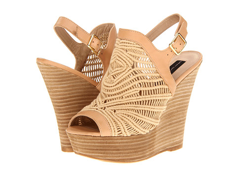 Steven - Jackks (Blush Multi) Women's Wedge Shoes