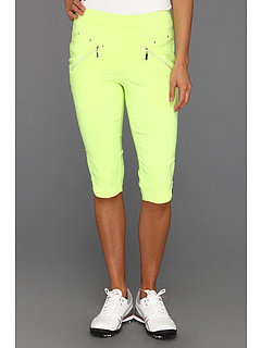 SALE! $34.99 - Save $75 on Jamie Sadock Skinnylicious 24 in. Knee Capri (Firefly) Apparel - 68.19% OFF $110.00