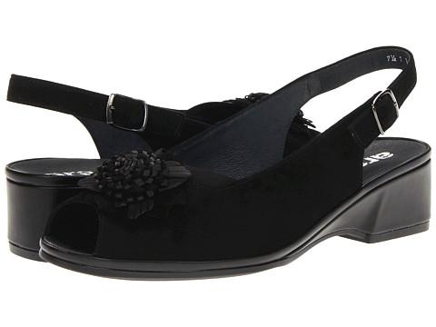ara - Race (Black Suede) Women's Shoes
