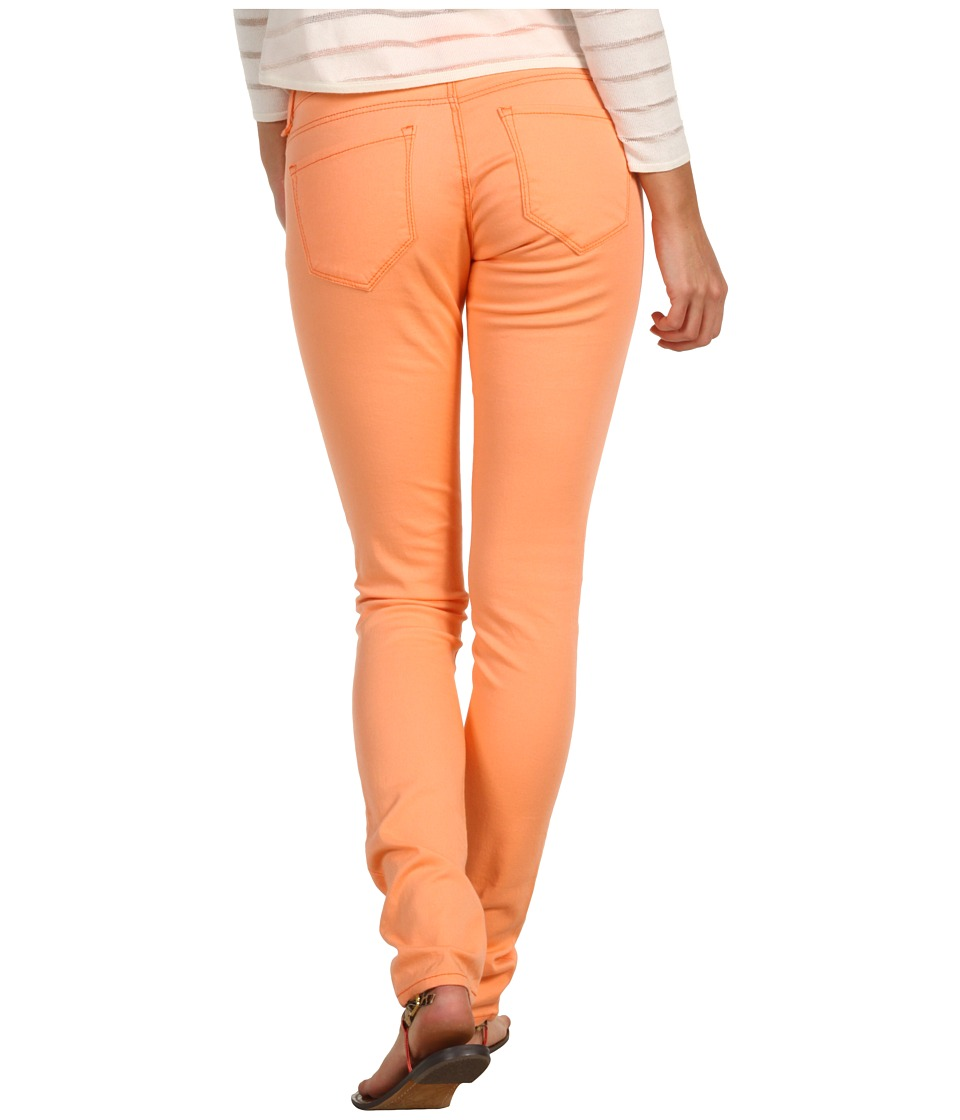 Mavi Jeans - Serena Low-Rise Super Skinny (Light Orange) Women
