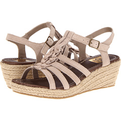 SALE! $16.99 - Save $38 on DV by Dolce Vita Taz (Little Kid Big Kid) (Taupe Suede) Footwear - 69.11% OFF $55.00