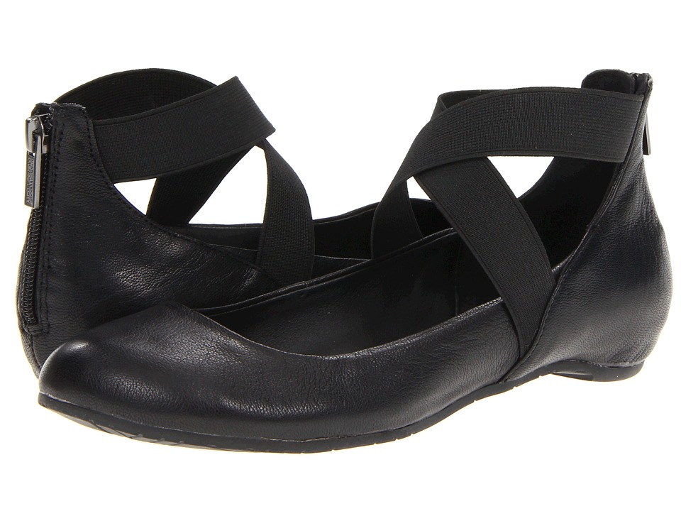 Kenneth Cole Reaction Pro Time Womens Flat Shoes (Black)