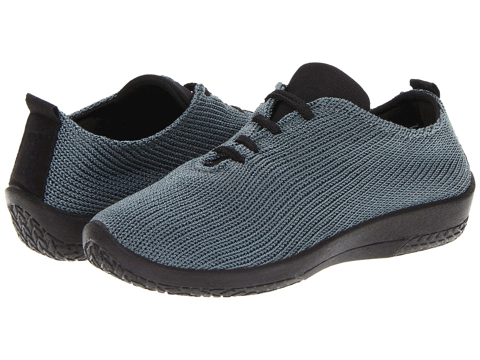 Arcopedico - LS (Gunmetal Grey) Women's Lace up casual Shoes