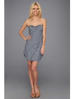SALE! $66.99 - Save $81 on Diesel Voyade Dress (Blue) Apparel - 54.74% OFF $148.00