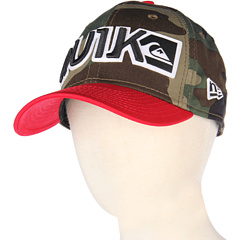 SALE! $16.99 - Save $13 on Quiksilver Blocked (Youth) (Chili Pepper) Hats - 43.37% OFF $30.00