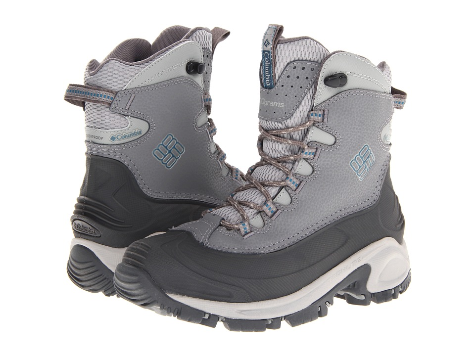 Columbia - Bugaboot (Shale/Siberia) Women's Hiking Boots