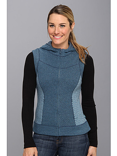 SALE! $52.99 - Save $72 on Prana Maura Vest (Blue Yonder) Apparel - 57.61% OFF $125.00
