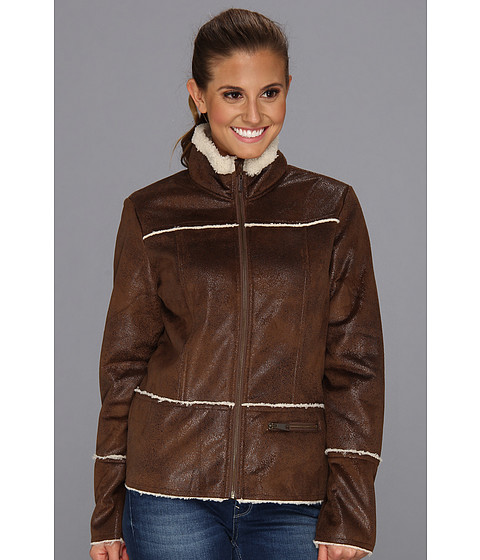 Prana - Esme Jacket (Coffee) Women